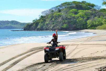 Congo Trail ATV Beach Tour