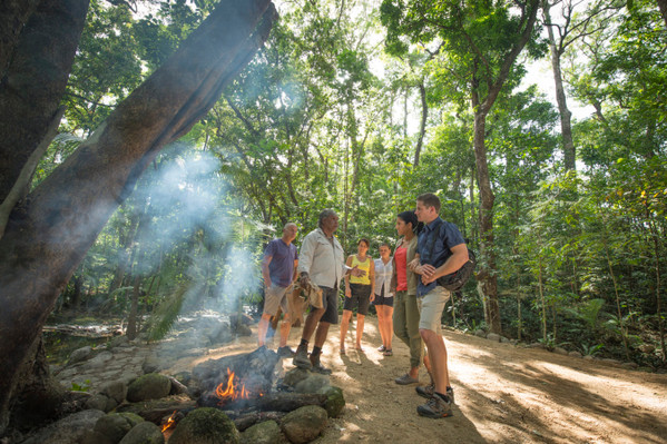 Mossman Gorge Adventure Day with River Drift Snorkelling