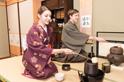 Participate in a Traditional Tea Ceremony — Tokyo