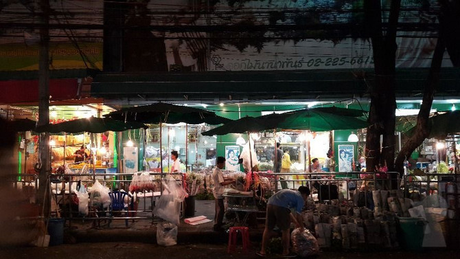 Bangkok food and market tours reviews