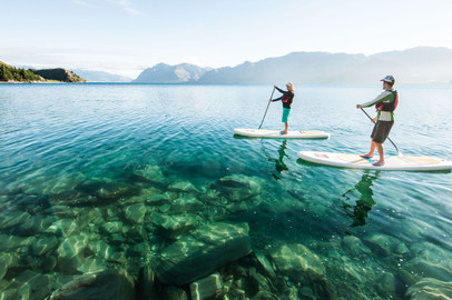 'The Lake Escape' Stand up Paddle Board Tour