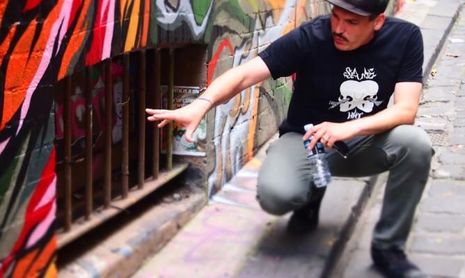 Melbourne Laneways Street Art Tour