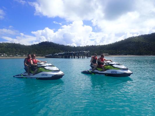 jetski-Australian-coral-reef