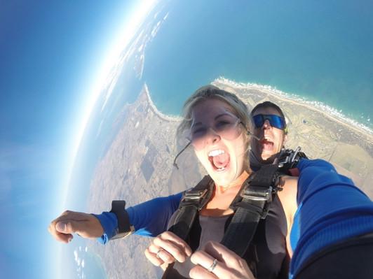 great ocean road skydive