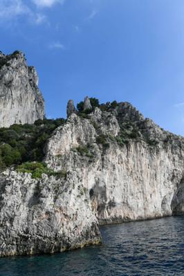 Boat tour Capri with blue grotto