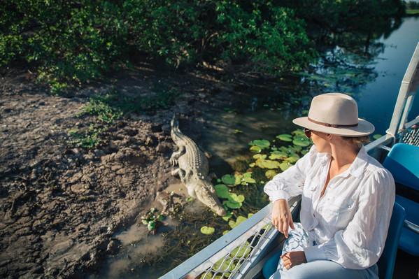 Kakado NP Wetlands Crocodile Cruise Tourism NT-Backyard Bandits 131832-56.jpg