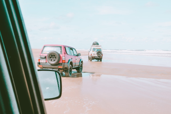 guided tour fraser island