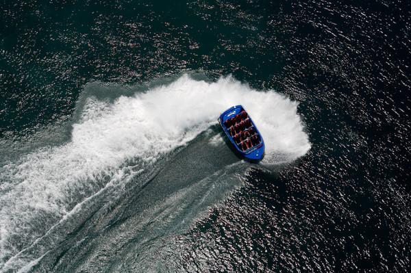 hukafalls jet boat deal