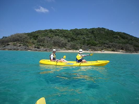 Rainbow Beach kayaking tour coupon code