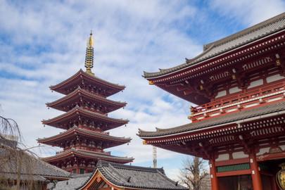 Half-Day Walking Tour of Asakusa, Tokyo