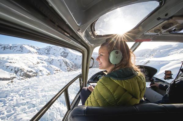 fox glacier mount cook scenic flight 40 mins