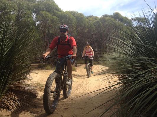 Kangaroo Island Fatbike Tour