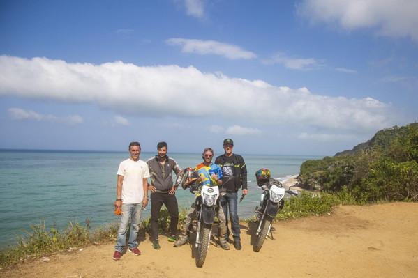 motorcycle rental santa marta