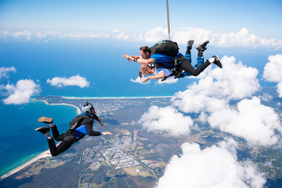 Skydive Byron Bay 15,000 ft