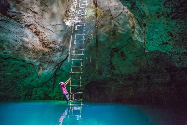 Mayan inland day trip