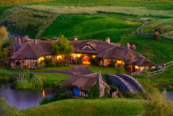Hobbiton Tour from Auckland