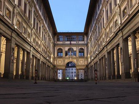 Skip the line guided tour Uffizi