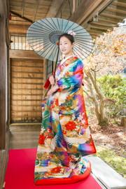 Princess Experience at Tokyo Hinode Bukeyashiki (Samurai House)