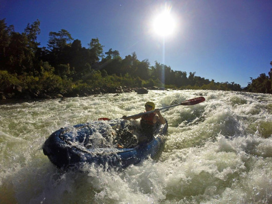 Tully River White Water Rafting - Mission Beach Adventure
