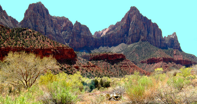 Zion National Park Day Trip