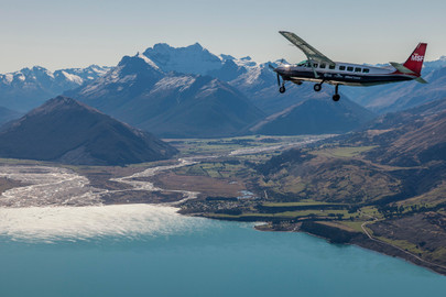 Fly Cruise Fly from Queenstown with Milford Sound Scenic Flights