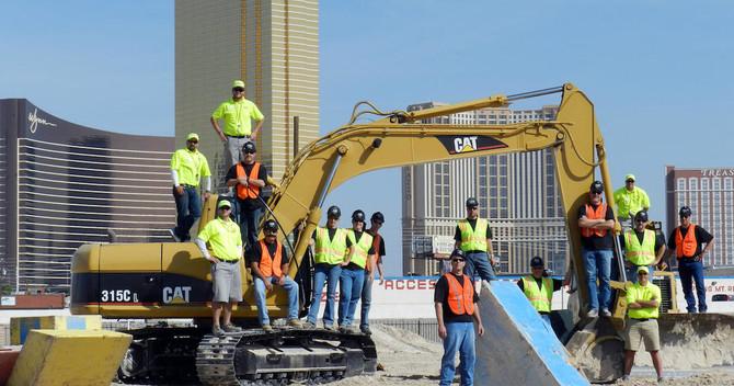 Big Dig Excavator Experience deals