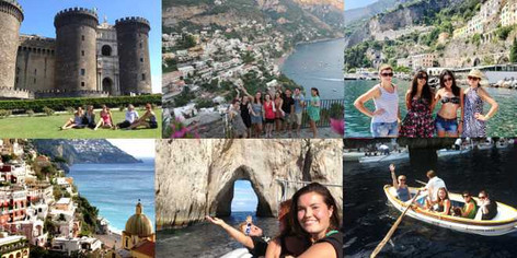 4 Day Tour Of The Amalfi Coast From Rome