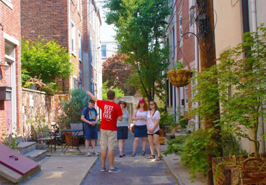 South Philly Neighborhood Walking Tour