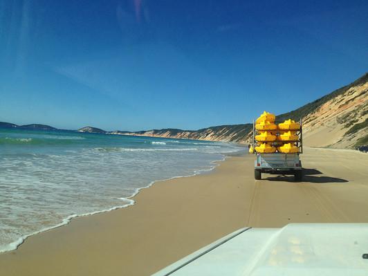 Rainbow Beach kayaking discount