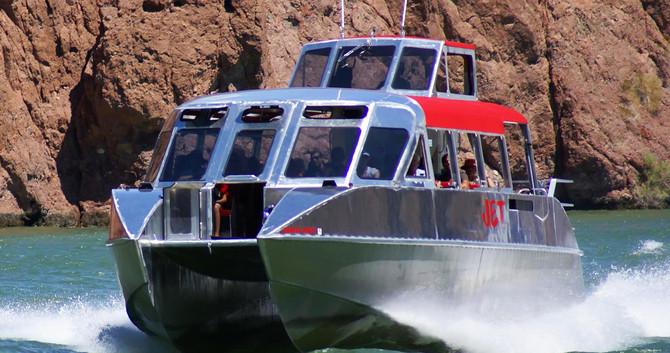 Colorado River Jet Boat special