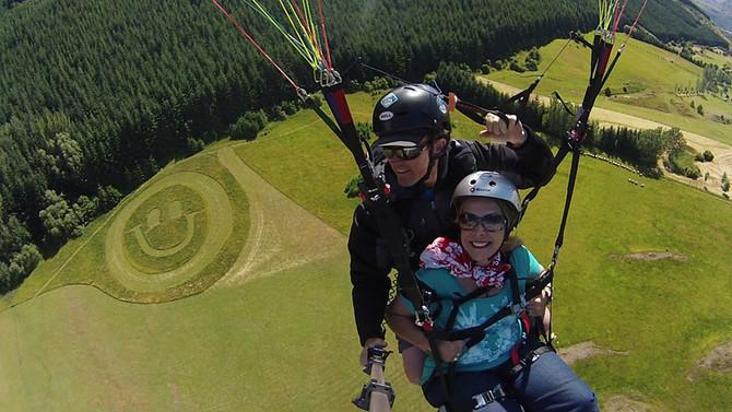 Queenstown paraglide promo code