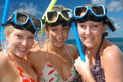 Great Barrier Reef Full Day Experience