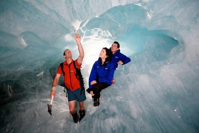 Franz Josef Heli Hike - Franz Josef Glacier Guides