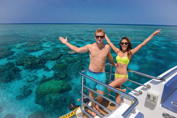 Great Barrier Reef Snorkelling Tour From Cairns