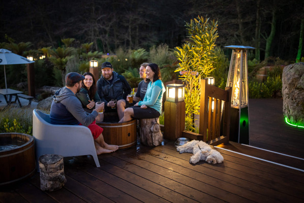 Secret Spot Rotorua Hot Tub