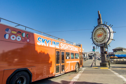 San Francisco 1 Day Hop-On Hop-Off Tour