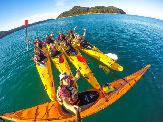 Abel Tasman Kayaking Southern Reaches