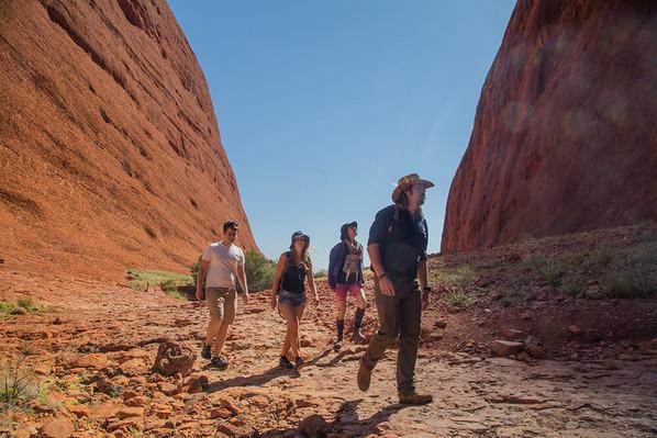 4 Day Uluru Tours with tent accommodation