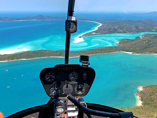 Airlie Beach helicopter tour discounts