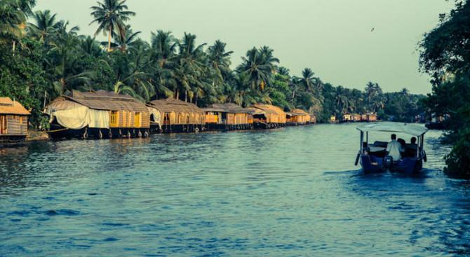 Alleppey - Amazing Kerala