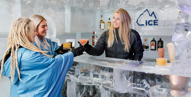 Ice Bar Melbourne discount