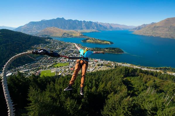 Queenstown New Zealand Bungy deals
