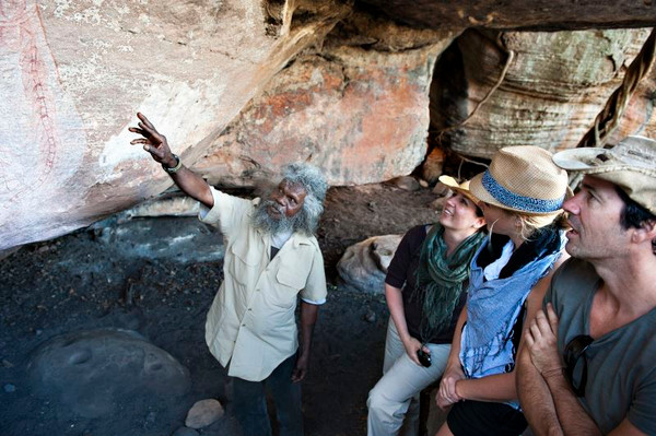Park Trek Arnhem Land and Kakadu five-day walking tour - Injalak Hill Rock Art Tour.jpg