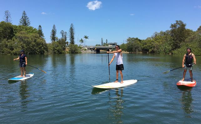 Surfers Paradise Paddleboard Tour