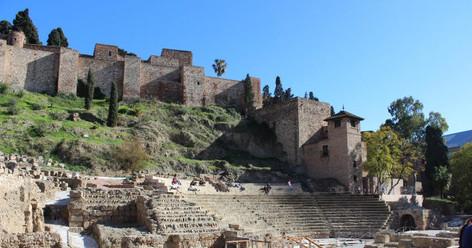 Málaga Walking Tour Monumental
