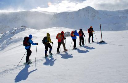 8-Day Snowshoeing Adventure In Bulgaria