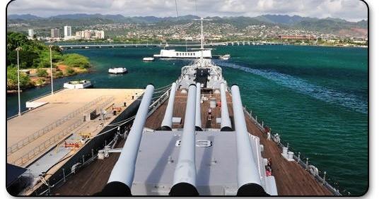 World War II Heroes Deluxe Pearl Harbor Tour