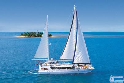 Wavedancer Low Isles Sailing Trip