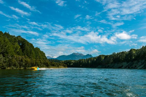 Te Anau jet boat tours