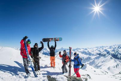 Heli Ski Introduction - 3 Runs, 1 Day